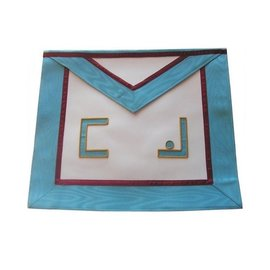 Memphis Misraïm Meisterschurz, Leer   36 cm x 32 cm