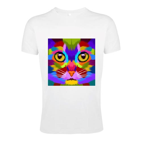 T-Shirt full color bedrukt