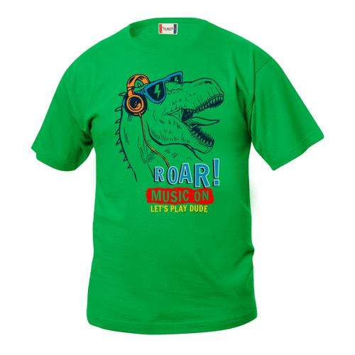 Kinder T-Shirt Bedrukt
