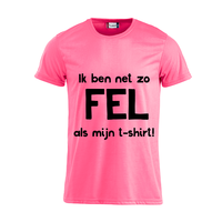 Neon Shirt Men