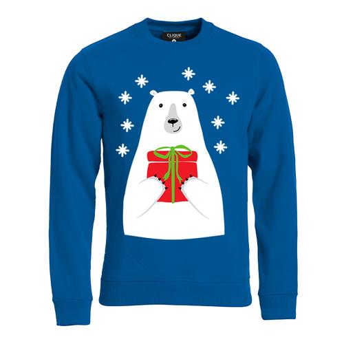 Foute Kersttrui - ijsbeer