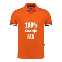 Polo Flag oranje