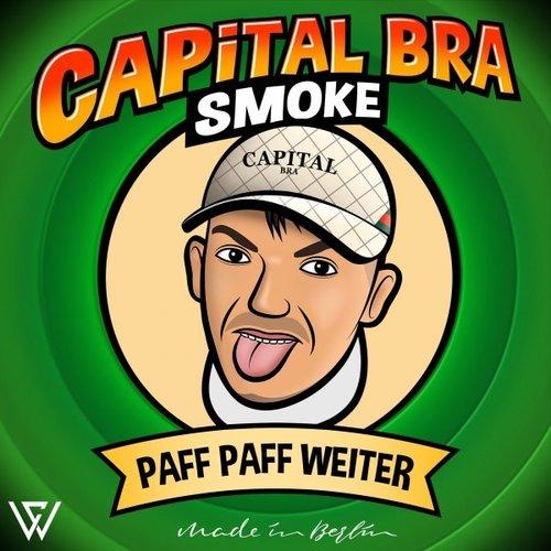 Capital Bra Smoke Paff Paff Weiter (200g)