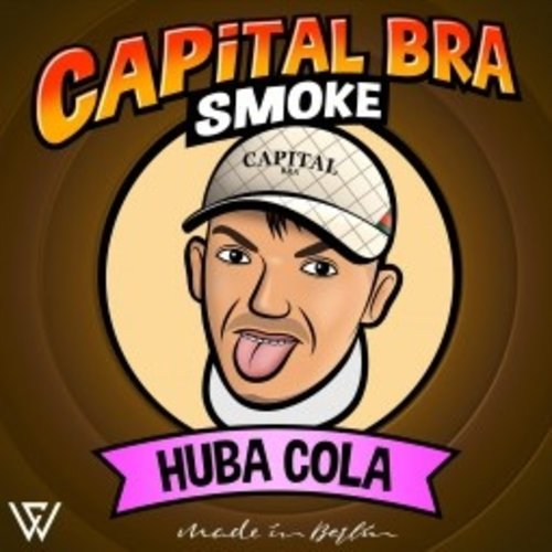 Capital Bra Smoke Huba Cola (200g)