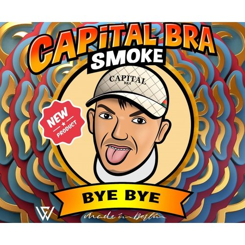 Capital Bra Smoke Bye Bye (200g)