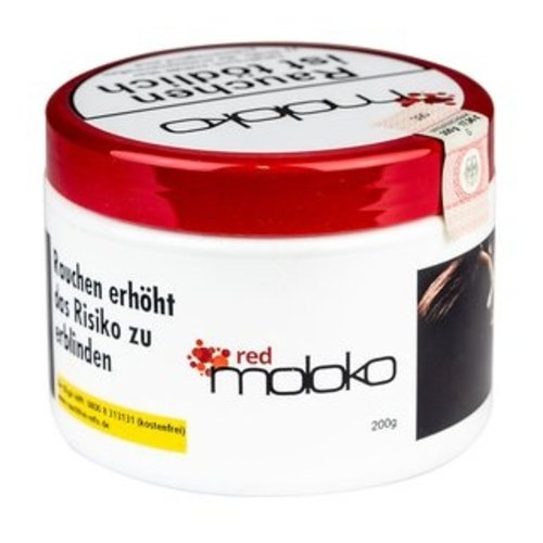Moloko Tobacco Red (200g)
