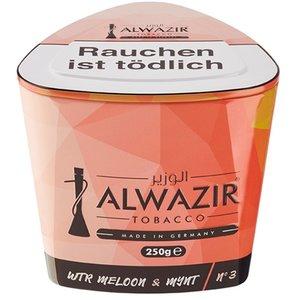 Al Wazir WTR Meloon & Mynt (250g)