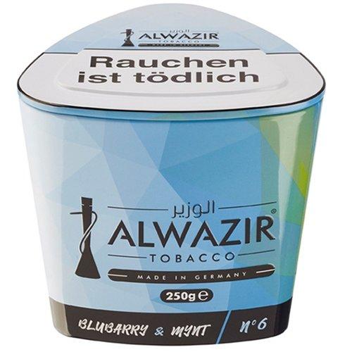 Al Wazir Blubarry & Mynt (250g)