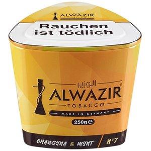 Al Wazir Orangyna & Mynt (250g)