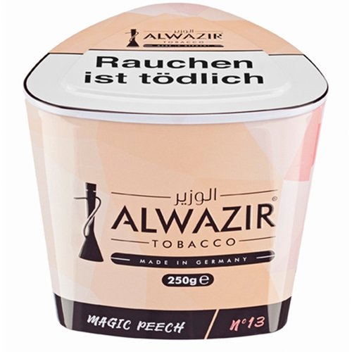 Al Wazir Magic Peech (250g)