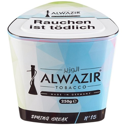 Al Wazir Spring Break (250g)