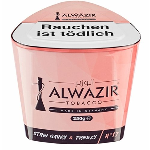 Al Wazir Strw Barry & Freezy (250g)