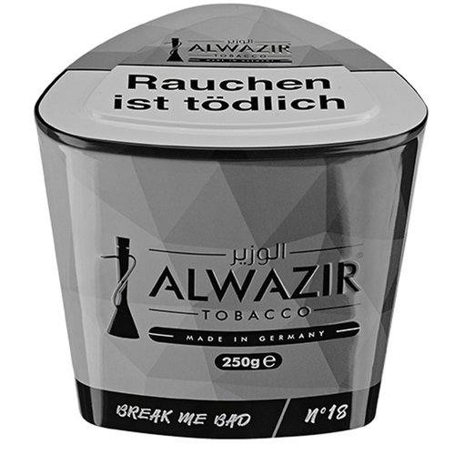 Al Wazir Break Me Bad (250g)