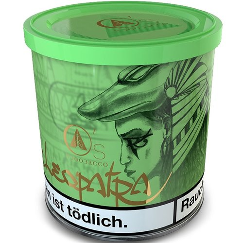 O´s Tobacco Green Cleopatra (200g)