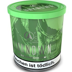 O´s Tobacco Green Unknown (200g)
