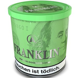 O´s Tobacco Green Franklin (200g)