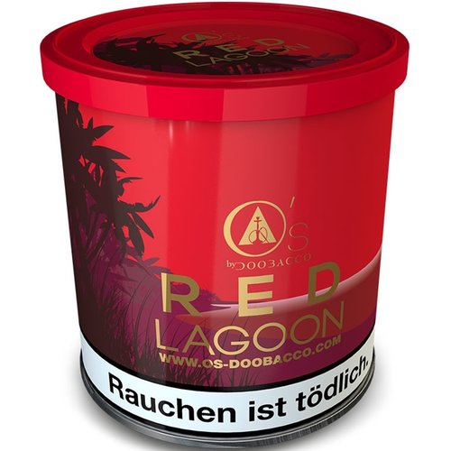 O´s Tobacco Red Red Lagoon (200g)