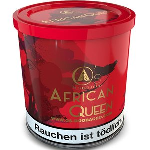 O´s Tobacco Red African Queen (200g)