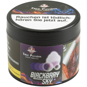 True Passion Blackbrry Sky (200g)