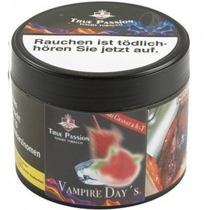 True Passion Vampire Day's  (200g)