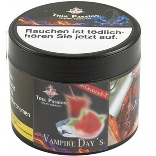 True Passion Vampire Day  (200g)