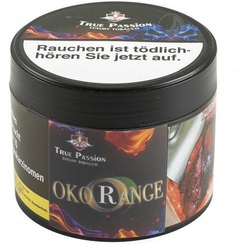 True Passion Oko Range (200g)