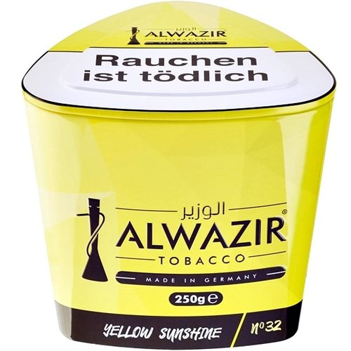 Al Wazir Yellow Sunshine (250g)