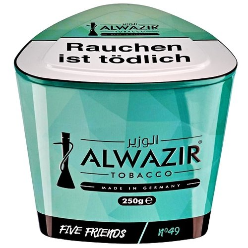 Al Wazir Five Friends (250g)