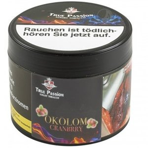 True Passion Okolom Cranbrry (200g)