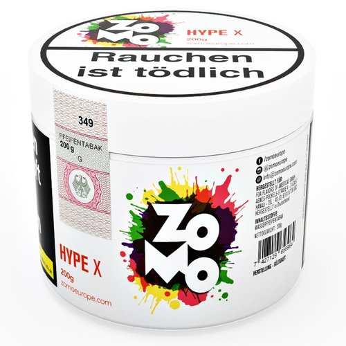 Zomo Hype X (200g)