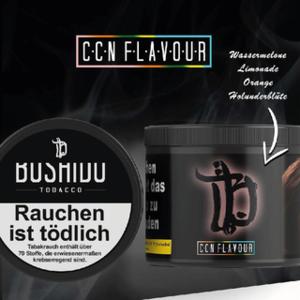 Bushido Tabak CCN Flavour (200g)
