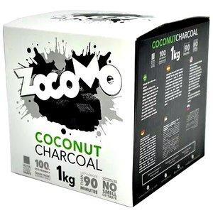 Zomo Zocomo 1 kg - 26er Cubes - Naturkohle