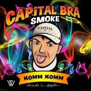 Capital Bra Smoke Komm Komm (200g)