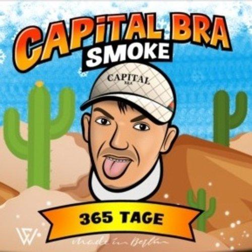 Capital Bra Smoke 365 Tage (200g)