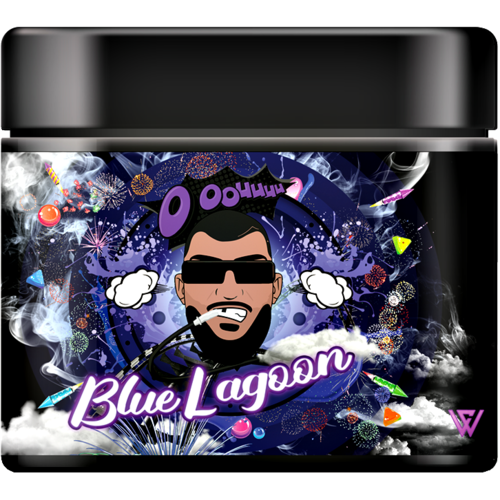 Gringo Smoke Blue Lagoon (200g)