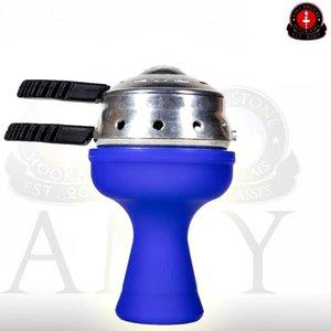 Amy Deluxe Heatbox Silikon Kopfset Blue