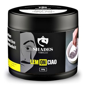 Shades Tobacco Lem on Ciao (200g)