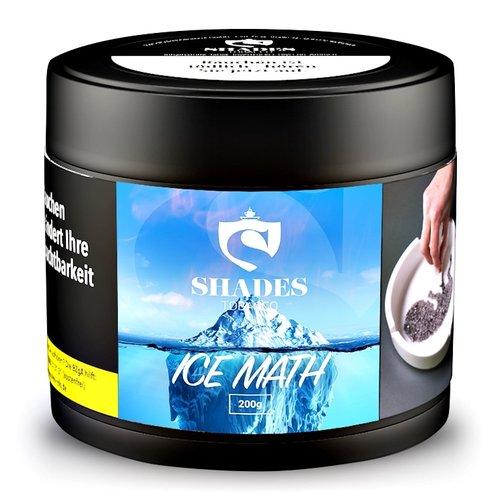 Shades Tobacco Ice Math (200g)