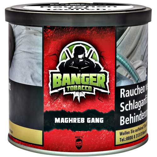 Banger Tobacco Maghreb Gang (200g)