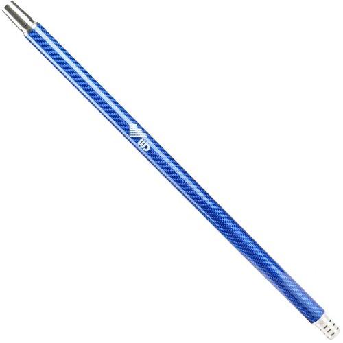 WD Hookah WD Carbon Mundstück Blue 37 cm