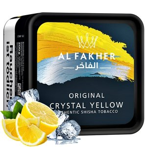 Al Fakher Crystal Yellow (200g)