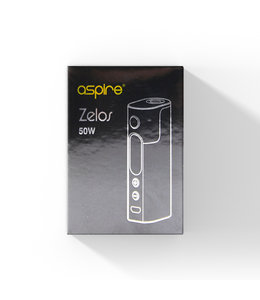 Aspire Aspire Zelos - 50W Box Mod