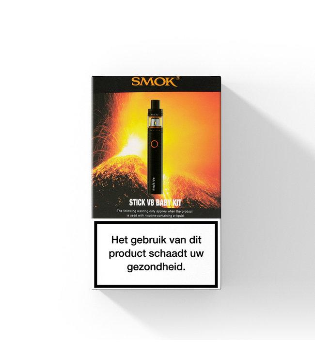 SMOK SMOK Stick + TFV8 Baby Clearomizer - 2000mAh Startset