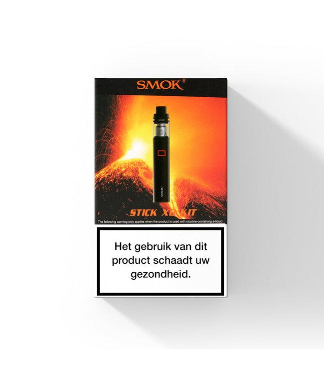 SMOK SMOK Stick X8 + TFV8 X-Baby Clearomizer - 3000mAh Startset