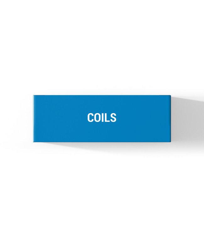 Justfog Justfog 14 serie 100% Organic Cotton Coils  (5 St.)