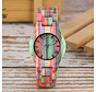 Bamboe horloge Londen - Dames