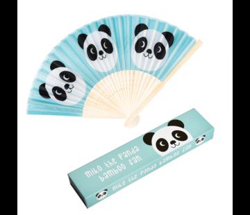 Waaiers Bamboe waaier Miko de panda