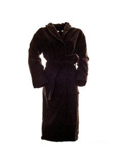 Badjas Bamboe badjas zwart
