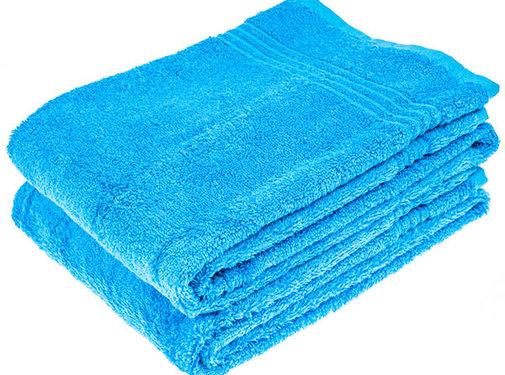 Handdoeken 100 x 50 cm Handdoek blauw 100 x 50 cm