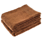 Handdoeken 100 x 50 cm Handdoek bruin 100 x 50 cm